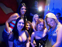 dancingbear.com Strippers on the Blonde 2