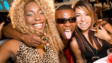 dancingbear.com Biggest Bachelorette Party Ever!! 2