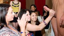 Banquet Bride CFNM party
