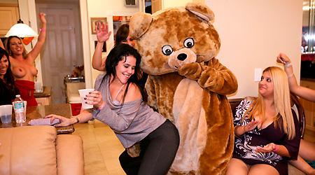 The Bear in the House! dancingbear